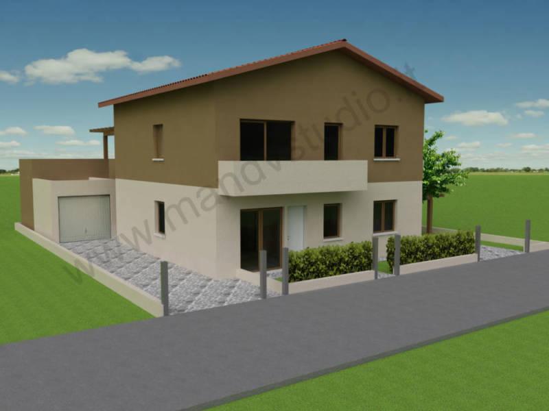 Ristrutturazione abitazione e realizzazione di una for Ristrutturare casa progetti