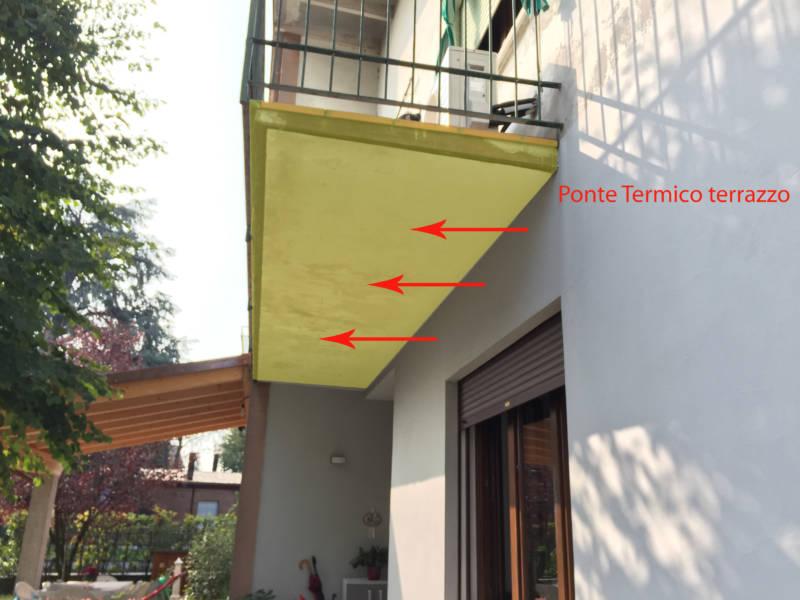 Cappotto ad una casa anni 60 rischio muffa progetto for Interno di una casa